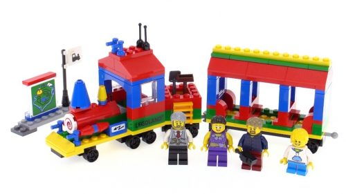 Exclusive Legoland Train – 40166