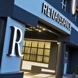 Renaissance hotel Vídeň