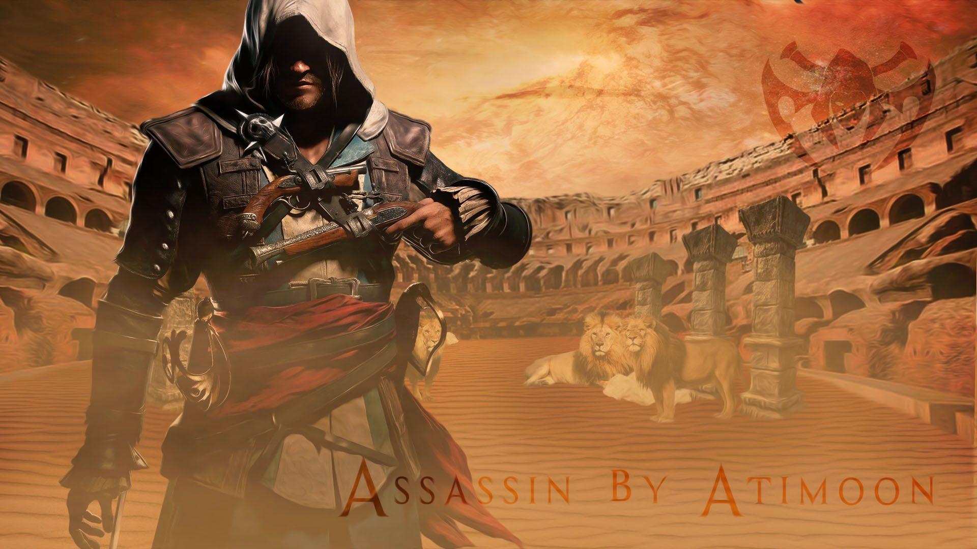 Assassin arena