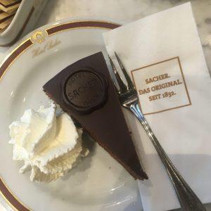 Sacher dort ve Vídni
