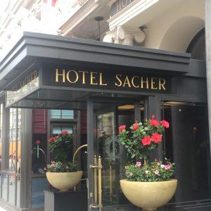 Hotel Sacher Vídeň