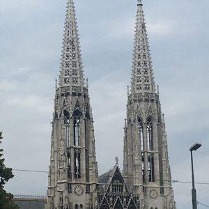Votivní kostel / Votivkirche