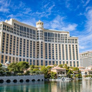 Hotel Bellagio v Las Vegas