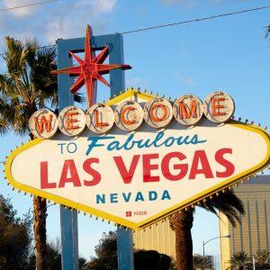 Vítejte v Las Vegas