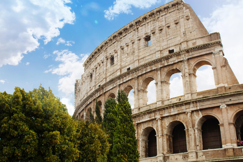 Coloseo Řím